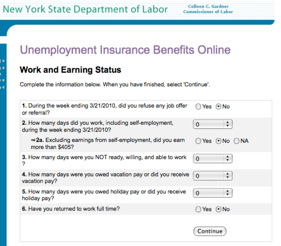 file for ny state unemployment benefits
