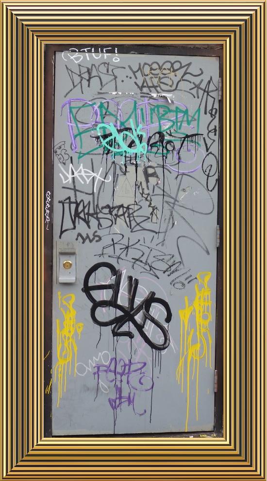 MASTERPIECE DOOR GRAND STREET