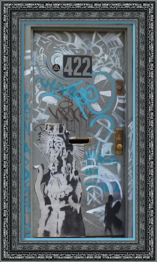 MASTERPIECE DOOR- KEAP STREET