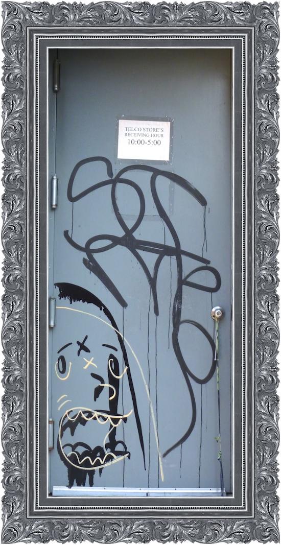 MASTERPIECE DOOR RODNEY STREET