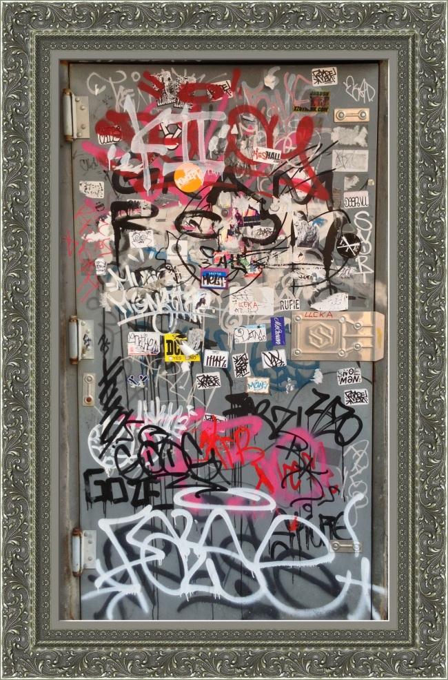 MASTERPIECE_DOOR_MPD Cornelia Street PRINT